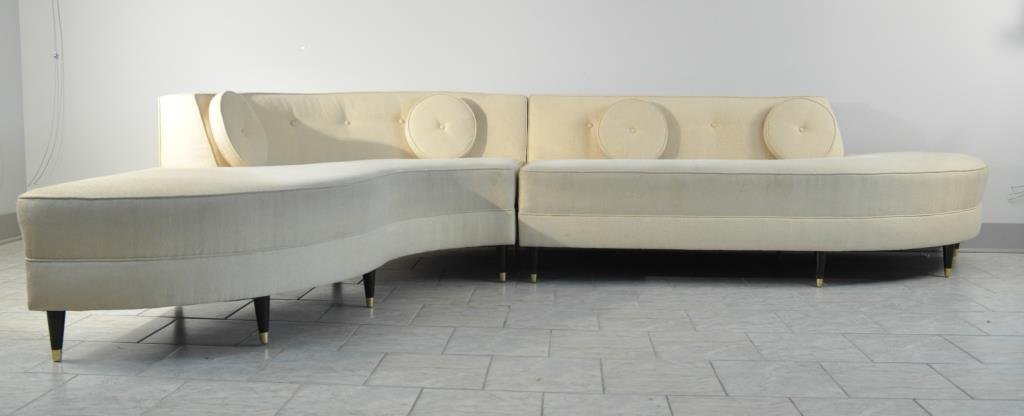 HARVEY PROBBER SECTIONAL SOFA