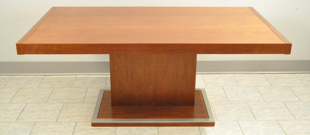 FOUNDERS KNOLL MODERN DINING TABLE