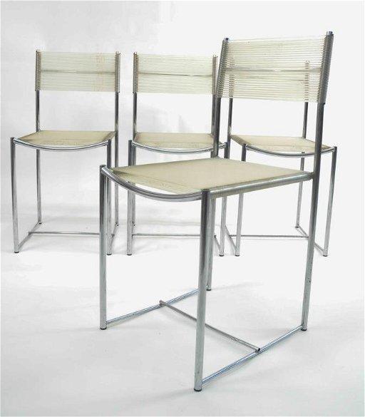 Spaghetti Chair Giandomenico Belotti.4 Giandomenico Belotti Spaghetti Chairs