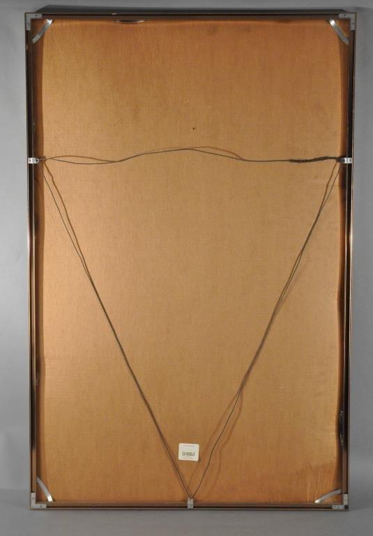 SEYMOUR CHWAST (AMERICAN -1931) HOUDINI POSTER - 8