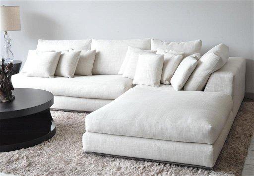 Minotti Hamilton Sofa Seat Ottoman