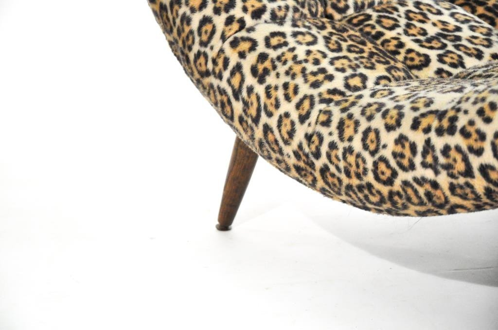 ADRIAN PEARSALL DOUBLE WIDE CHAISE LOUNGE - 5