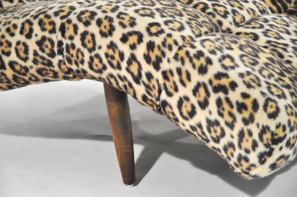 ADRIAN PEARSALL DOUBLE WIDE CHAISE LOUNGE - 6