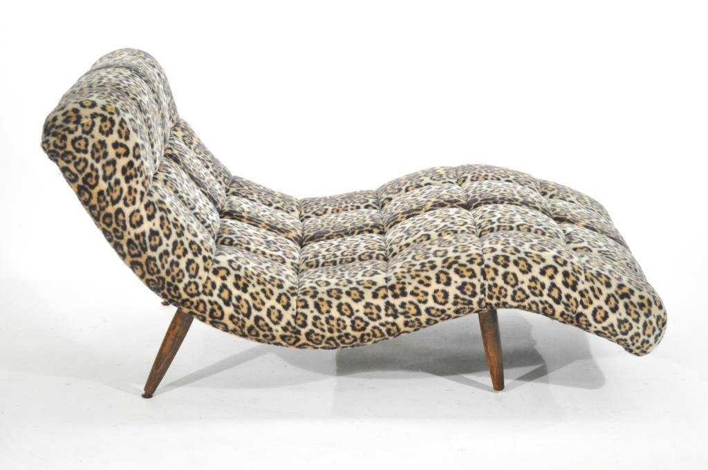 ADRIAN PEARSALL DOUBLE WIDE CHAISE LOUNGE - 8