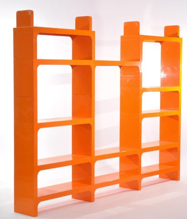 OLAF VON BOHR FOR KARTELL SHELVING UNITS