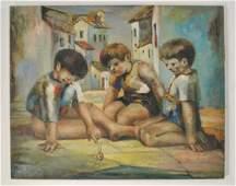JOSE MONTANES SPANISH 19181989