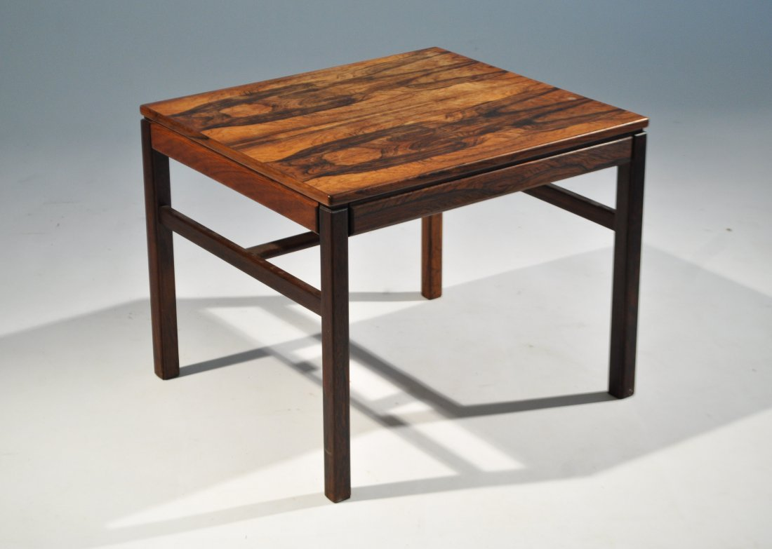 SVEN ENGSTROM & GUNNAR MYRSTRAND DANISH SIDE TABLE