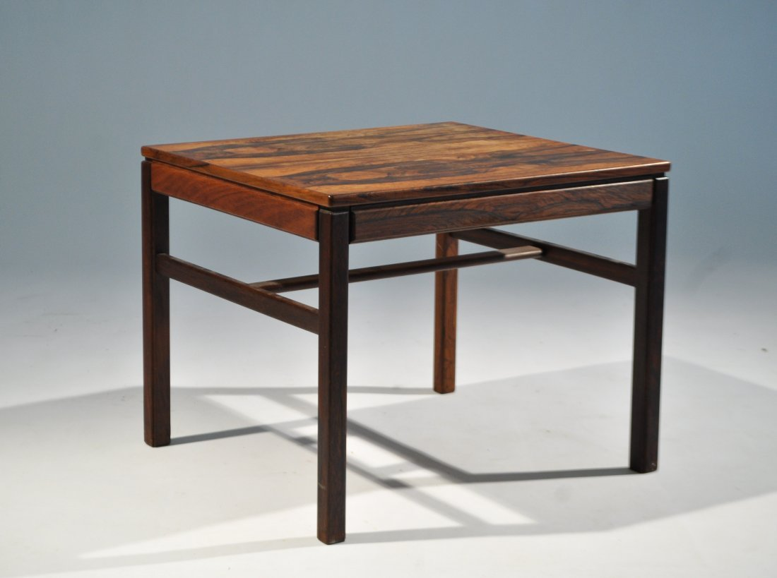 SVEN ENGSTROM & GUNNAR MYRSTRAND DANISH SIDE TABLE - 2