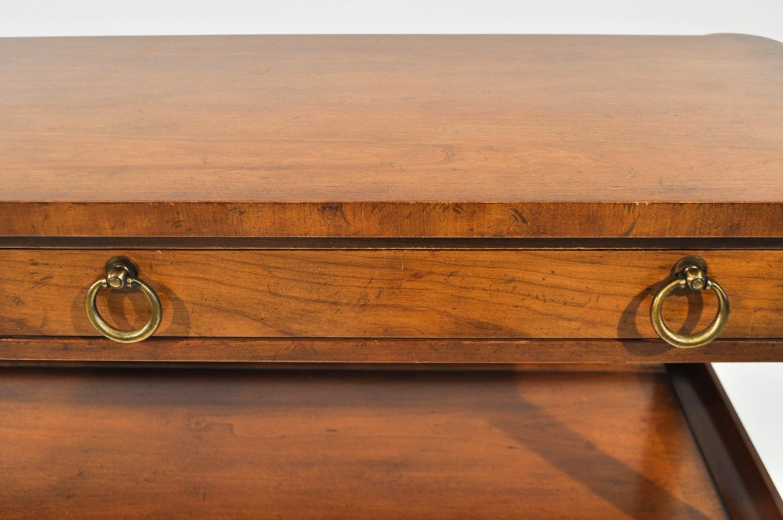 BAKER FURNITURE CONSOLE TABLE - 3