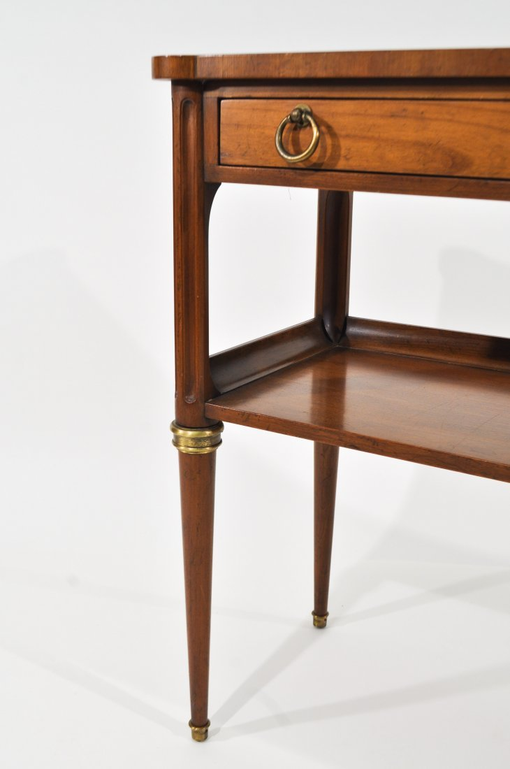 BAKER FURNITURE CONSOLE TABLE - 6