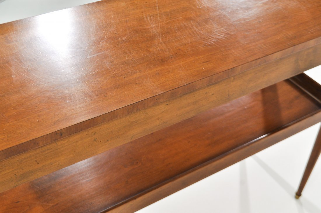 BAKER FURNITURE CONSOLE TABLE - 9