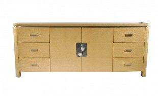 Italian Giorgio Collection Maple Dresser
