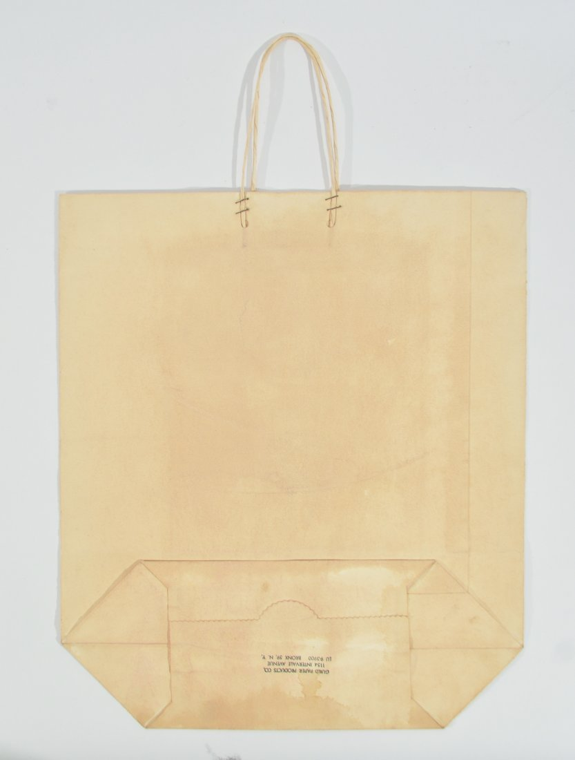 ANDY WARHOL CAMPBELL'S SOUP SHOPPING BAG - 9