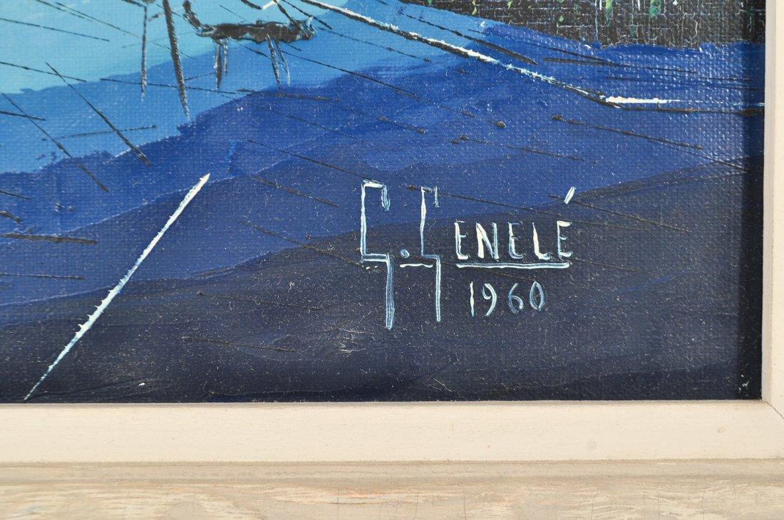 G GENELE (20TH CENTURY ARTIST) - 4