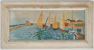ATTR. RAOUL DUFY (FRENCH 1877-1953)