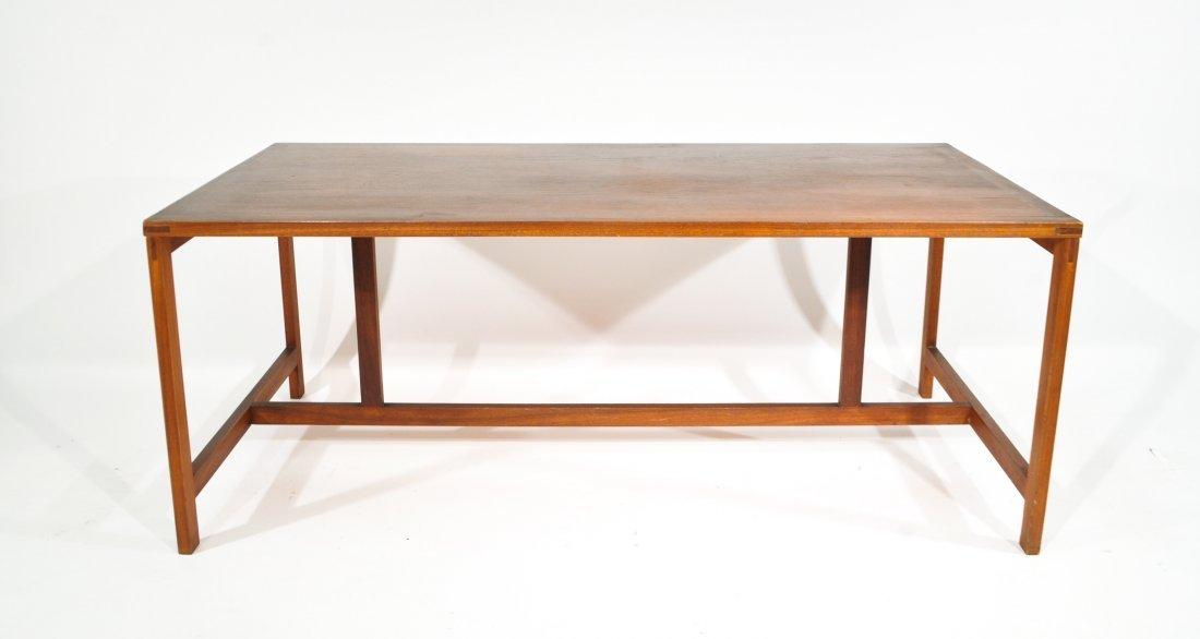 DANISH TEAK COCKTAIL TABLE
