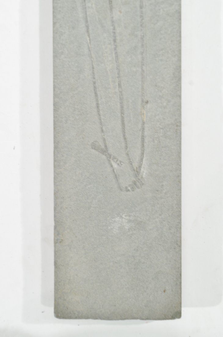 TOMAS PENNING (1905-1982) CARVED CROSS - 4