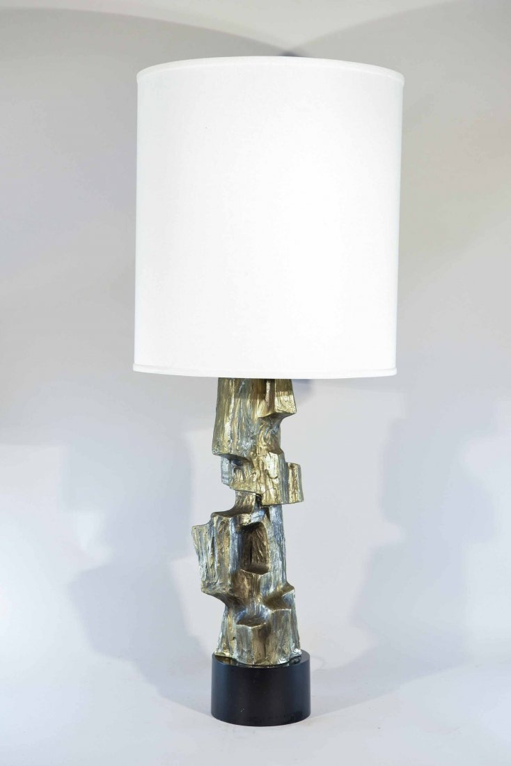 MAURIZIO TEMPESTINI; LAUREL BRUTALIST LAMP