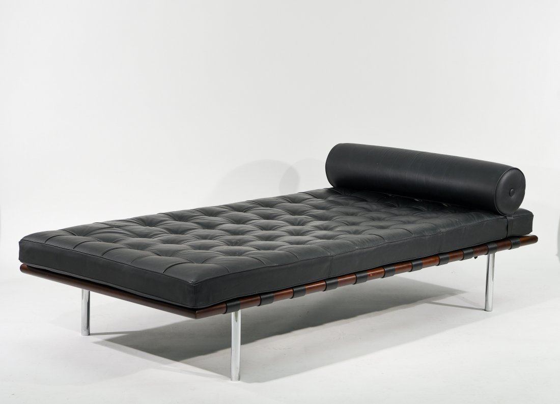 MIES VAN DER ROHE 'BARCELONA' STYLE DAYBED