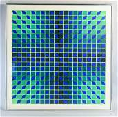 VICTOR VASARELY (HUNGARIAN/FRENCH 1906-1997)
