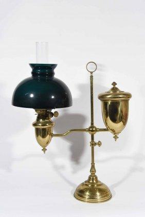 E.m. Duplex Student Lamp