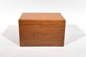 Vintage Dunhill Chest Cigar Humidor