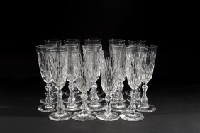 Crystal Flutes Grouping