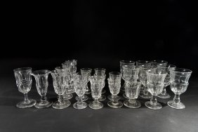 Eapg Ashburton Glasses Grouping