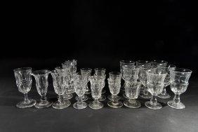 Eapg Ashburton Glasses Grouping