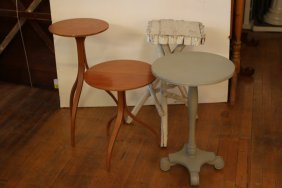 Four Occasional Tables