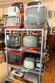 Retro and vintage TVs incl KTV Sylvania