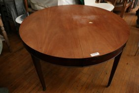 Federal Style Dining Table