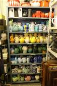 Grouping American art pottery Catherine Holmes etc