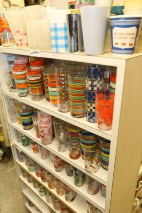 Grouping Of 1950's And Earlier Glassware And