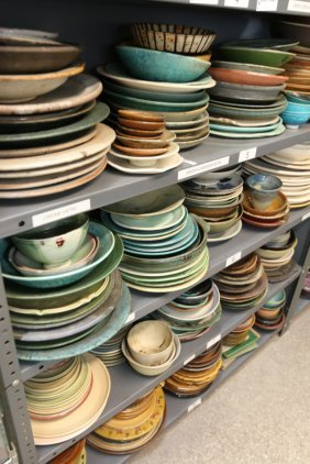 Grouping Stoneware And Pottery Incl Vietri.