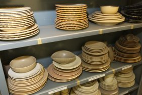 Grouping Of Porcelain Plates And Bowls, Etc. Incl