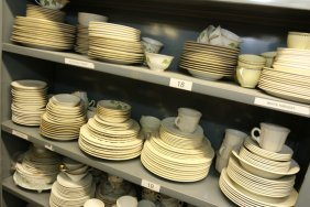 Grouping Of English And French Porcelain.