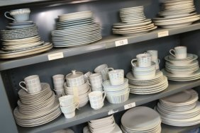 Grouping Of Japanese Porcelain As Well As Paul