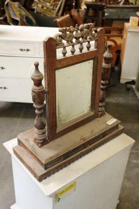 Vintage Shaving Mirror.