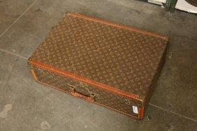 Vintage Louis Vuitton Hardside Suitcase