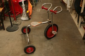 Vintage Child's Tricycle.