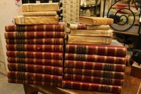Italian Leather Bound Books 1805-15