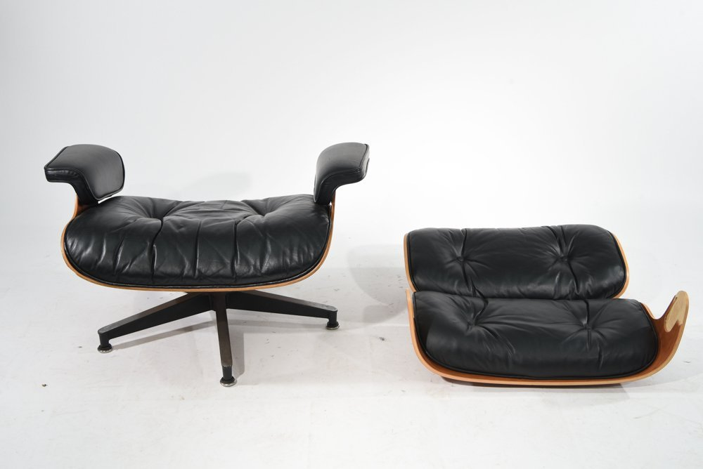 EAMES 670 LOUNGE CHAIR PARTS AND CUSHIONS