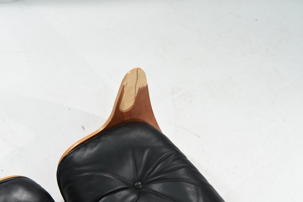 EAMES 670 LOUNGE CHAIR PARTS AND CUSHIONS - 4