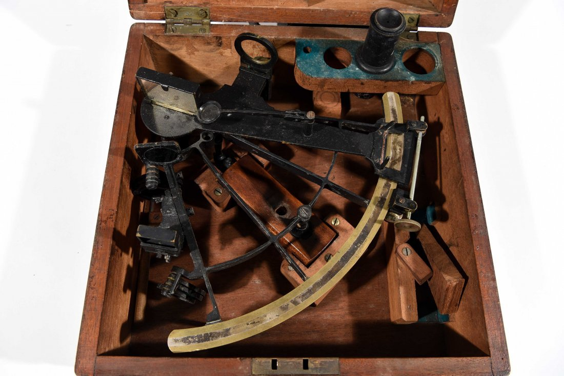 F. E. BRANDIS AND SONS CO SEXTANT