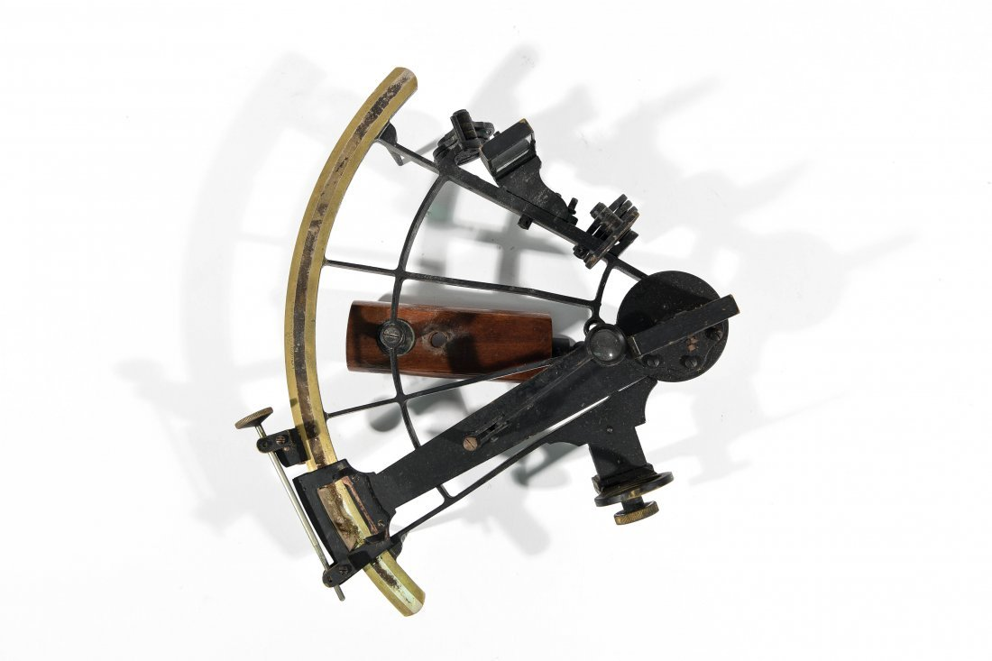 F. E. BRANDIS AND SONS CO SEXTANT - 2