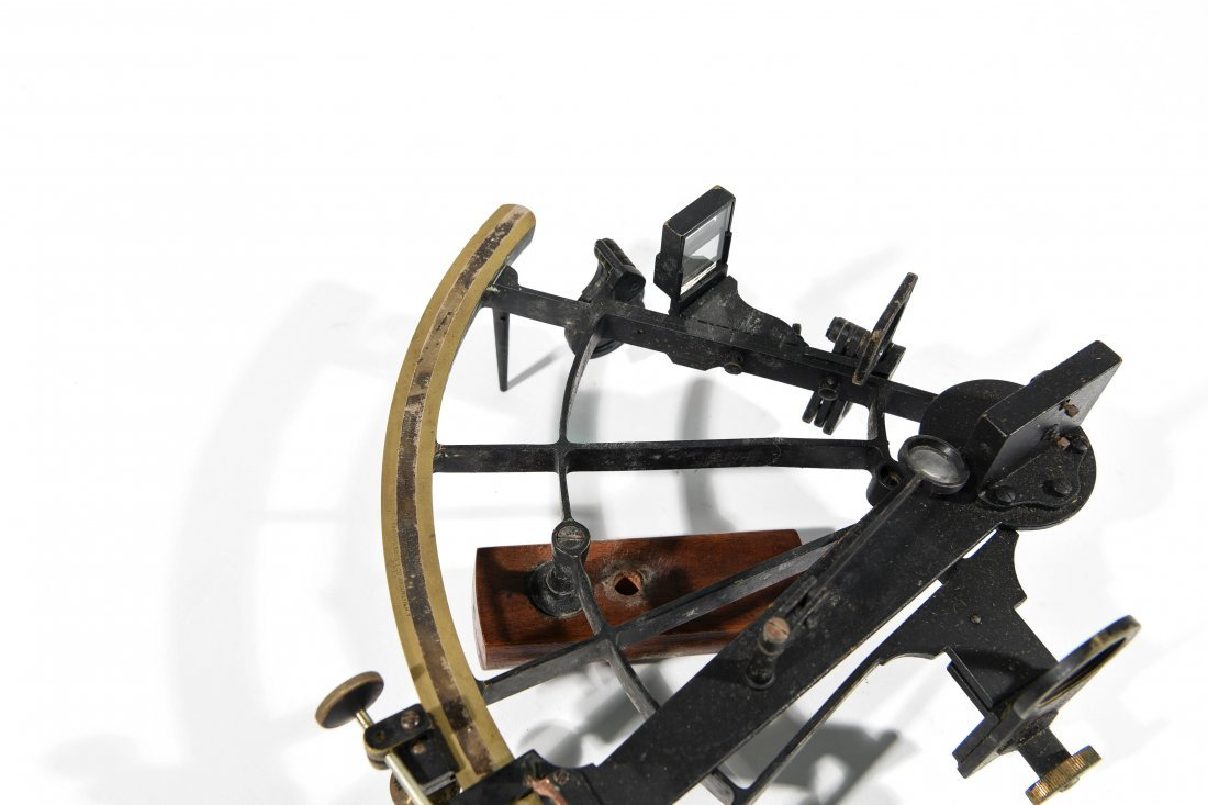 F. E. BRANDIS AND SONS CO SEXTANT - 6