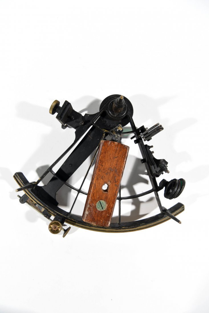 F. E. BRANDIS AND SONS CO SEXTANT - 7