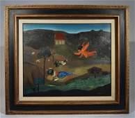 MIRLA DUBISCHAR (20TH/21ST CENTURY ARTIST)
