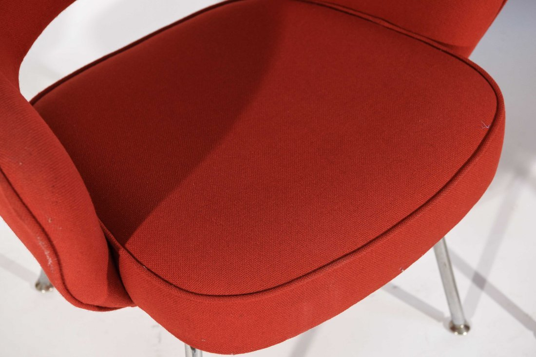 (2) EERO SAARINEN; KNOLL EXECUTIVE ARMCHAIRS - 2